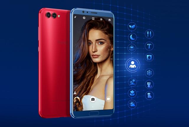 Huawei Honor V10 Resmi Dirilis