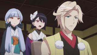 Bakumatsu: Crisis – Episodio 09