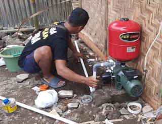 Biaya / Harga Jasa Pasang & Service Pompa Air Pangkal Pinang, Kepulauan Bangka Belitung 2020