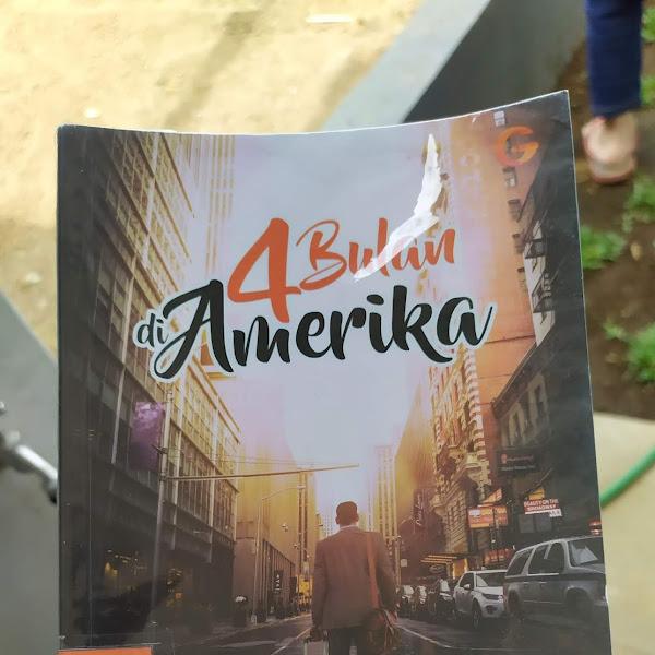 Review Buku Buya Hamka: 4 Bulan di Amerika