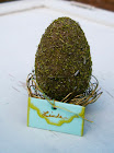 MAKE SCENTED MOSSY EGGS