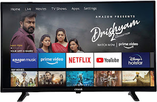 43″, 50″ and 55″ Ultra HD Croma Fire TV price in India