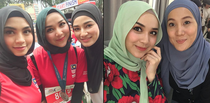 Foto gadis dan duta Flavettes - Shazlina Abdullah