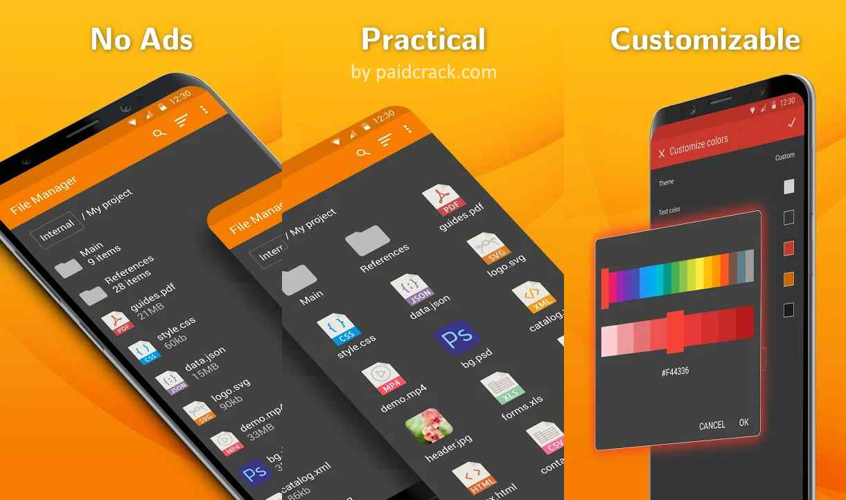 Simple File Manager Pro Mod Apk 6.8.7 [Paid]