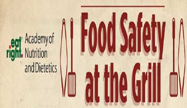 Food Safety at the Grill #infographic