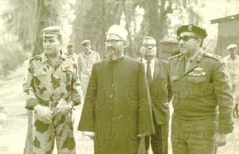 Sejarah Perang 6 Oktober, Perangnya Ahli Shufi