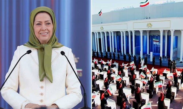Maryam Rajavi: The PMOI's 55-year history is intertwined with the suffering of the Iranian people and their desire for freedom and justice