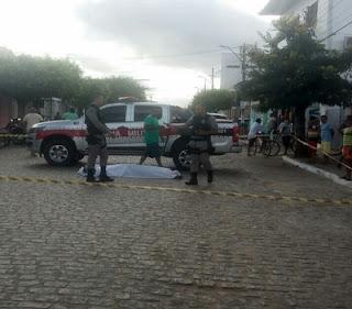 Homem passa mal enquanto pilotava moto, cai e vem a óbito na Paraíba