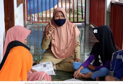 Rekrutmen 1 Juta Guru di 2021, Kemendikbud: Kebutuhan Guru di Daerah Sangat Banyak