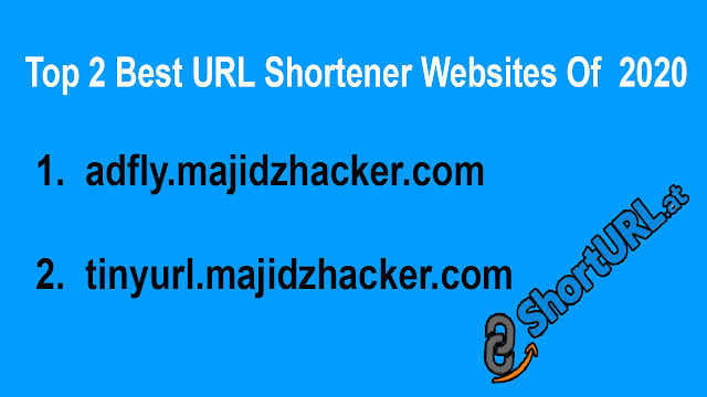 The Top 2 Best 2020 URL Shorteners Websites To Short Any