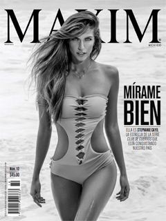 Revista Maxim Mexico-Agosto 2015 PDF Digital