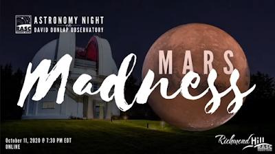 RASC DDO Mars Madness title card
