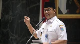 Hasil Survei IPO: Anies Baswedan Kepala Daerah Paling Responsif Tangani Corona