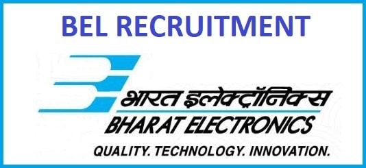 BEL Trainee Engineer Recruitment 2020