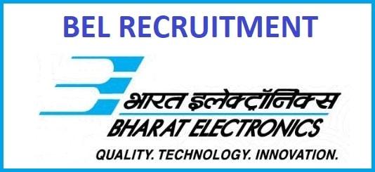 BEL ADSN Engineer Recruitment 2020