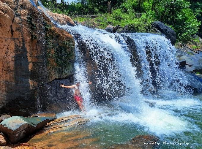 Talasi Abbi and the Secret waterfalls of Mani Resorvoir