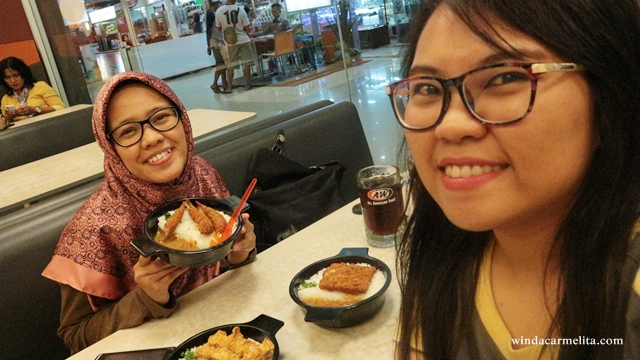 A&W indonesia, aw indonesia, kari jepang, japanese curry, japanese curry premium mixbowl, mixbowl, rice bowl, promo A&W 2016, promo A&W, menu A&W