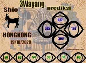 Kode syair Hongkong senin 19 oktober 2020 279