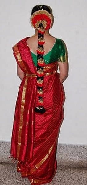 INDIAN COULTURE SAREE