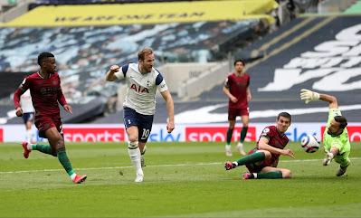 ملخص واهداف مباراة توتنهام وولفرهامبتون (2-0) الدوري الانجليزي