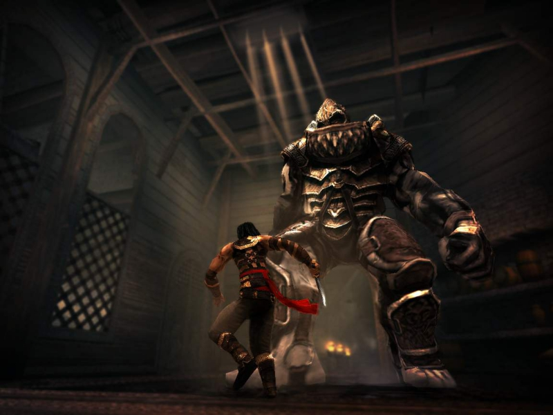 Prince of Persia Warrior Within Highly Compressed Free Download