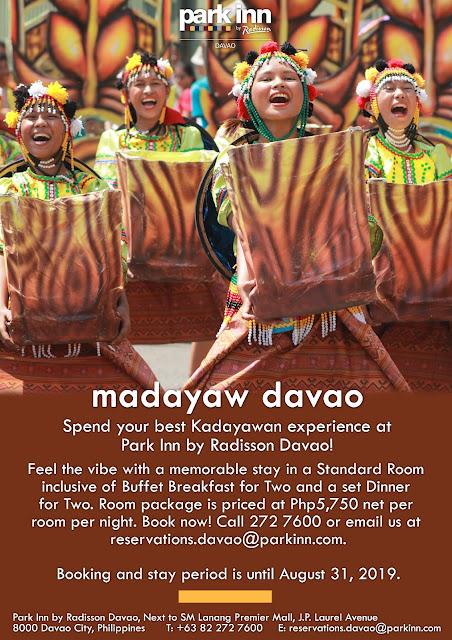 Kadayawan at Park Inn by Radisson Davao