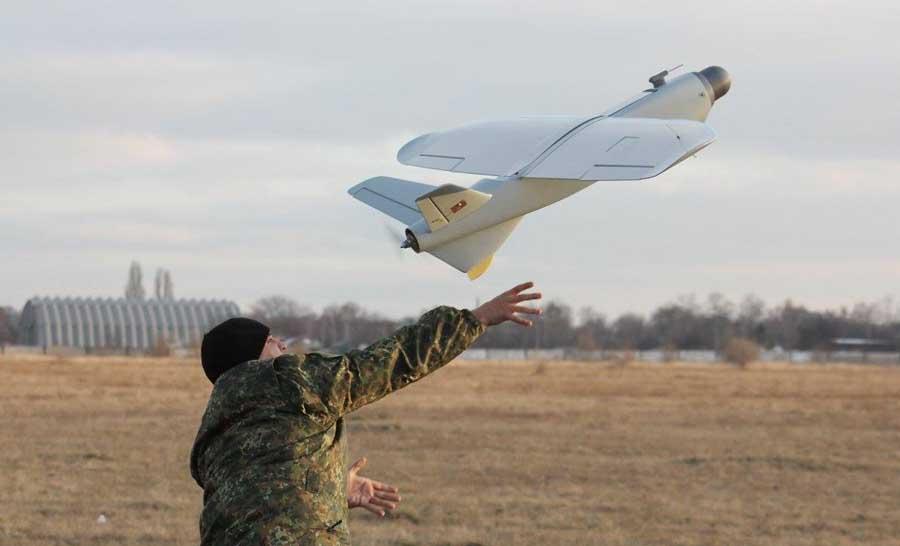 БпЛА Лелека-100 прийнято на озброєння ЗСУ