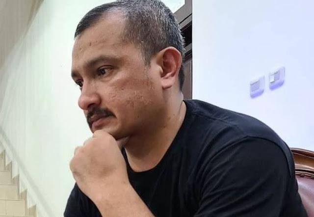 Tim Kajian UU ITE Minta Masukan Ferdinand Hutahaean