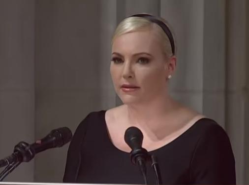 Meghan McCain dio un discurso maravilloso en el funeral de su padre John McCain