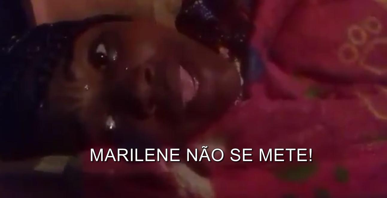 """""""Marilene não se mete!"""" Nasce um novo meme para representar nossas vidas"""