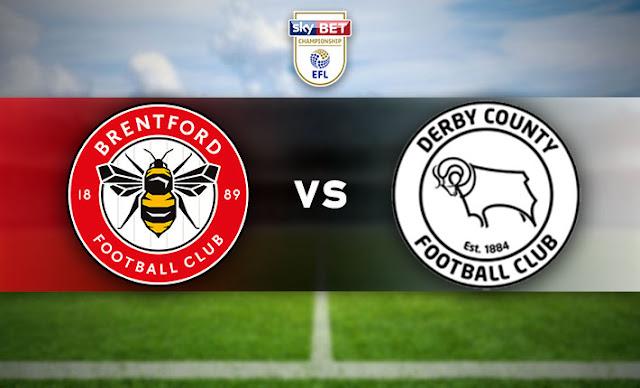 بث مباشر مباراة برينتفورد وديربي كاونتي اليوم 11-7-2020 دوري البطولة الإنجليزية
