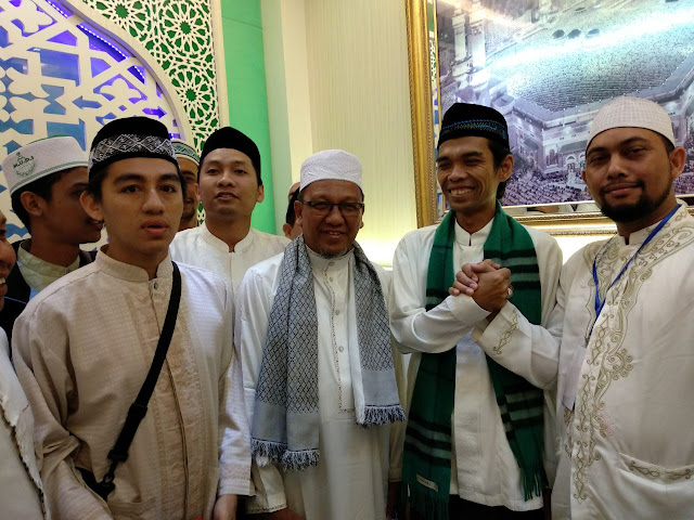 Ustaz Somad Diajukan 10 Pertanyaan Oleh Penyidik Ditreskrimsus Polda Riau