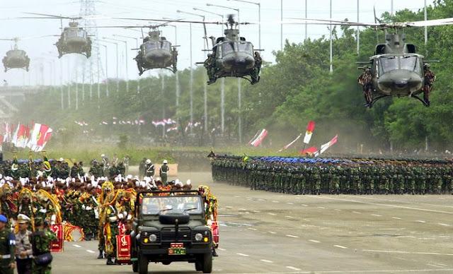 Sasaran Implementasi Wawasan Nusantara dalam Kehidupan Nasional