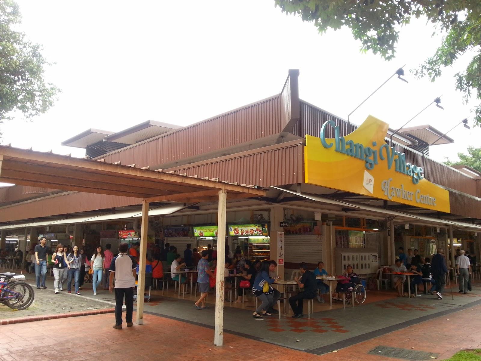 Freedom LC Life: Changi Village Hawker Centre