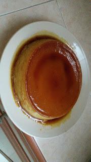 Resepi Kek Puding Karamel