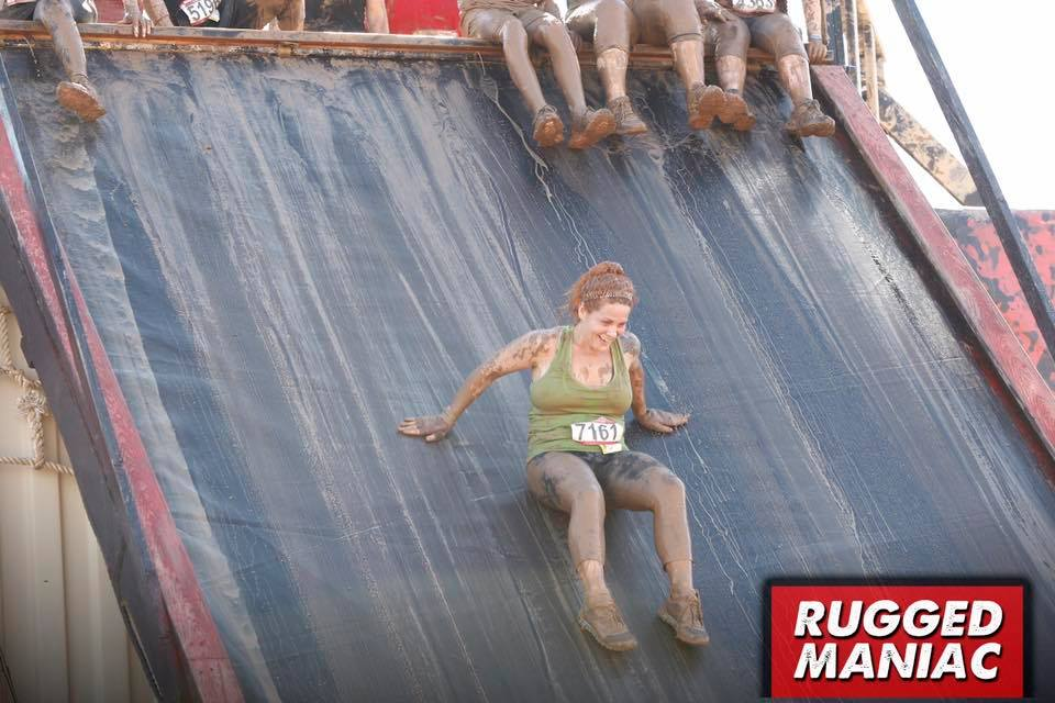 Rugged Maniac Obstacle Course 5k