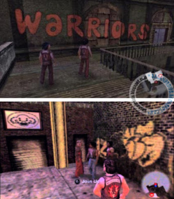 Download Game PSP The Warriors ISO CSO