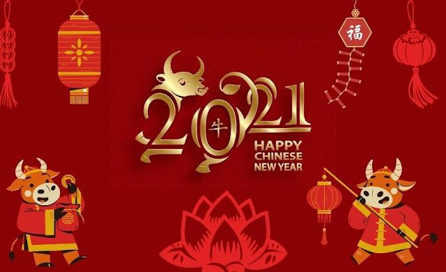 40 Ucapan Selamat Tahun Baru Imlek 2021