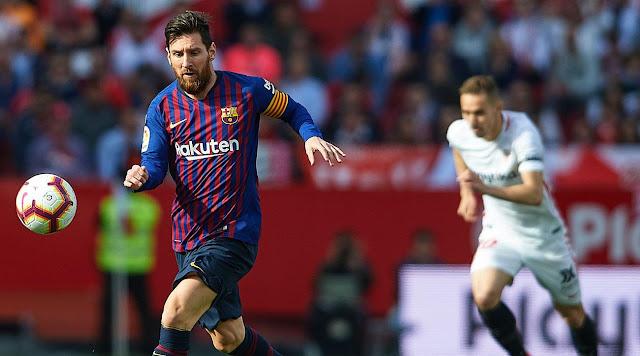 Barcelona vs Sevilla Biss Key AsiaSat 5 Rabu, 21 Agustus 2019