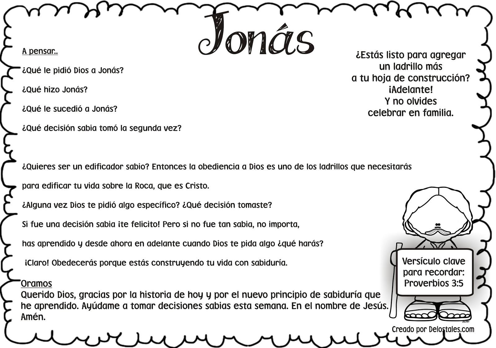 Famoso Jonah Y La Ballena Para Colorear Imprimibles Imagen - Dibujos ...