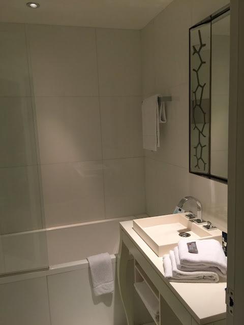 Banheiro, Hotel UR Palacio Avenida, Palma de Mallorca.