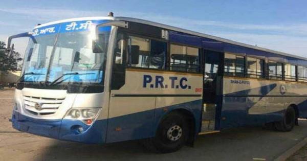 पंजाब में आज से सरकारी बसों में फ्री सफर कर सकेंगी महिलाएं, CM अमरिंदर ने की घोषणा