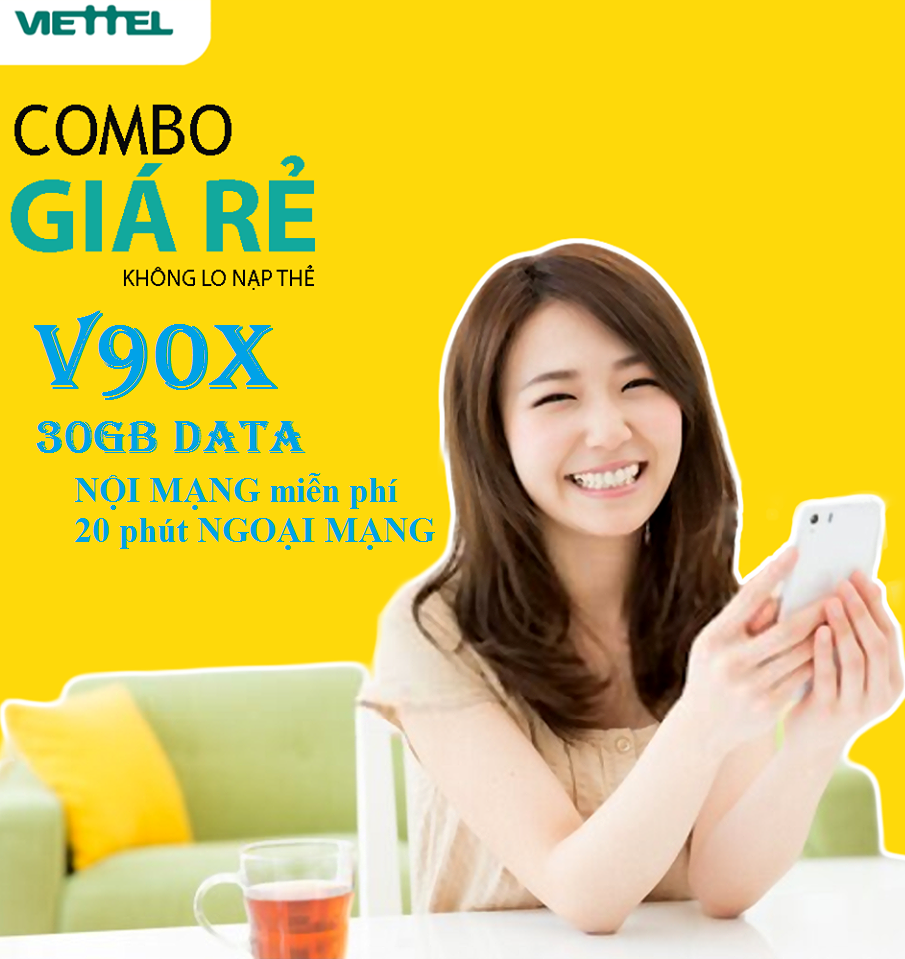 Gói V90X Viettel