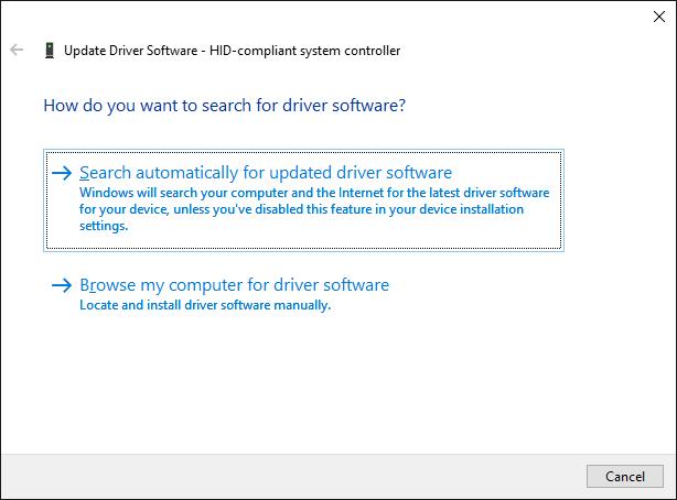 كيفية إصلاح مشاكل شاشة اللمس في ويندوز 10؟