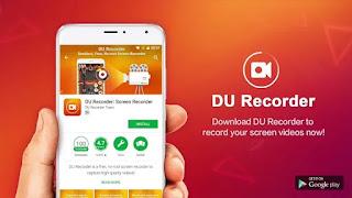 Download Aplikasi DU Recorder Tanpa Iklan dan Watermark DU Recorder Pro Mod Apk (Tanpa Iklan dan Watermark)