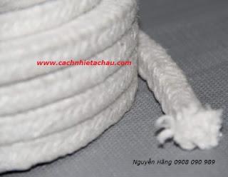 Dây sợi gốm Ceramic chịu nhiệt, chống cháy   Cách nhiệt Á Châu D%25C3%25A2y%2BCera%2B9