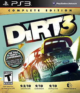 DIRT 3 COMPLETE EDITION PS3 TORRENT