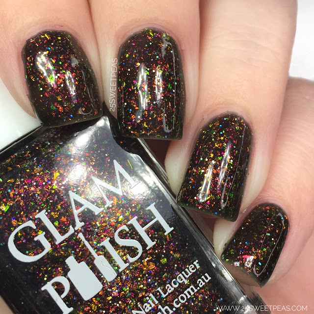 Glam Polish Dementors Kiss