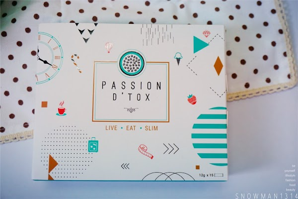 Time to Detox with Passion D'tox