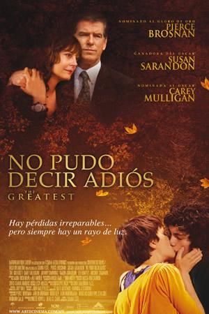 NO PUDO DECIR ADIOS (2009) Ver Online - Español latino